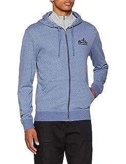 12a642140ed5da Patagonia Men s P-6 Logo Uprisal Hoody Sweater  Amazon.co.uk  Clothing