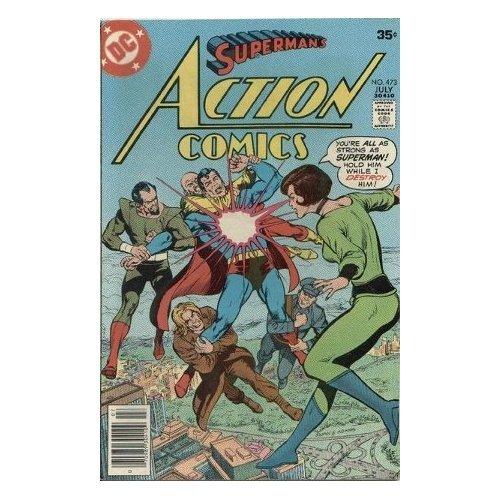 - Action Comics #473
