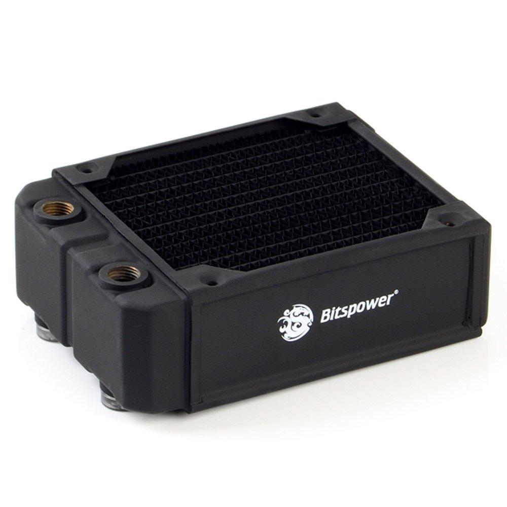 Bits Power Leviathan Xtreme 120 G 1/4 inch x 4 Thread Radiator (BP-NLX120-F4PB)