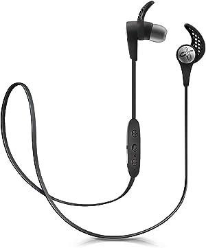 Jaybird X3 Sport Sweatproof Water Resistant Wireless Bluetooth in Ear Headphones - Black (Renewed)