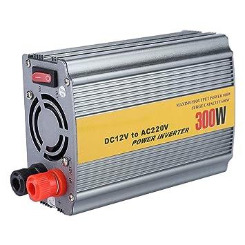 Eboxer 300 W DC12 V a AC220 V USB Auto Cambio Richter ...