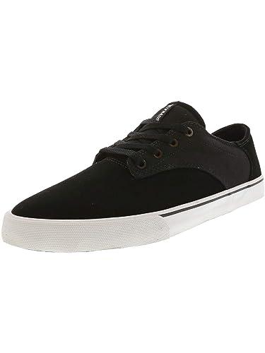 d4b589ea602d Supra Pistol Skate Shoe - Men s Black-White