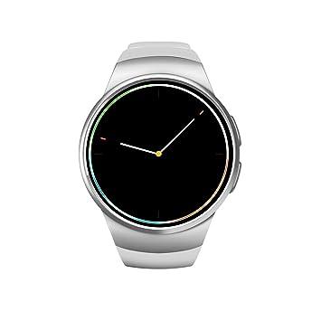 Smartwatch IOS teléfono reloj de pulsera más ligero km18 a ...