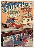 #3: Superman #123 1958- 1st Supergirl- DC Silver Age- Comic Book