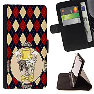 Jordan Colourful Shop - FOR Samsung Galaxy A3 - marter than you think - Leather Case Absorci¨®n cubierta de la caja de alto impacto