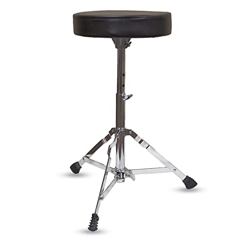 Performance Plus Drum Throne with Padded Seat (DT1N)