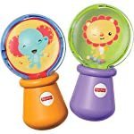 Maracas Divertidas, Fisher Price, Mattel