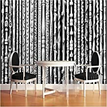 Ohcde Dheark Wall Paper 3D Mural Decor Photo Backdrop Photography Metal Rope Art Modern Living Room Hotel Coffee Cafe Wall Painting Murals 400Cmx280Cm(157.5 By 110.2 In )