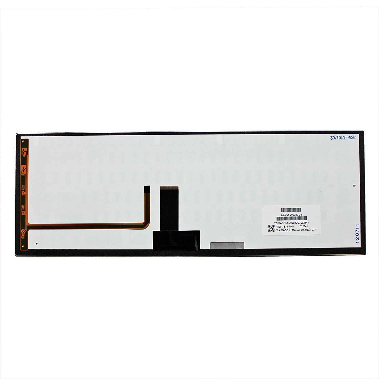 New for Toshiba Portege Z930-SP3242L Z935-P300 Z935-P390 US Backlit Keyboard