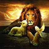 Trinity of Peace 1000 pc Jigsaw Puzzle by SunsOut