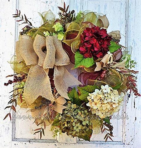 Fall Door Wreath   Summer Door Wreath   Spring Door Wreath   All Season Door  Wreath