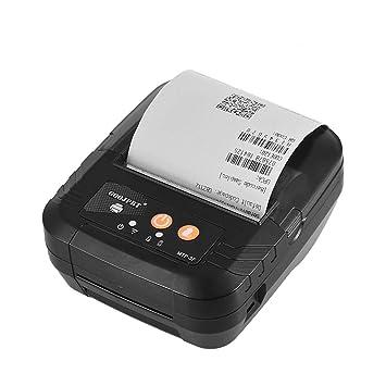 CCDYLQ Impresora térmica portátil Bluetooth de 80 mm, Conjunto de ...