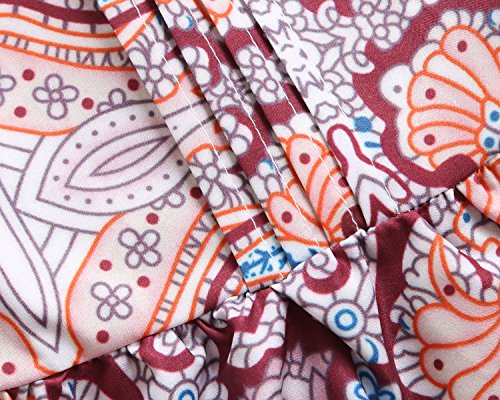 Boutonn Tunique Sailed Femme Orange Col Happy Chemisier HqBZTHI