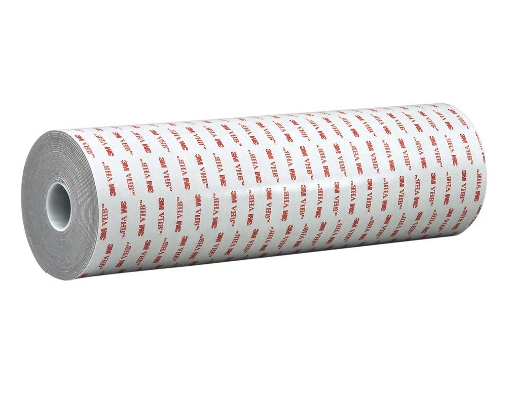 3M VHB Tape 4941, 24 in Width x 5 yd Length