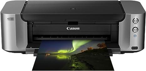 Impresora de inyección de tinta Canon PIXMA PRO-100S Gris Wifi ...