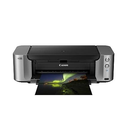 Impresora de inyección de tinta Canon PIXMA PRO-100S Gris Wifi