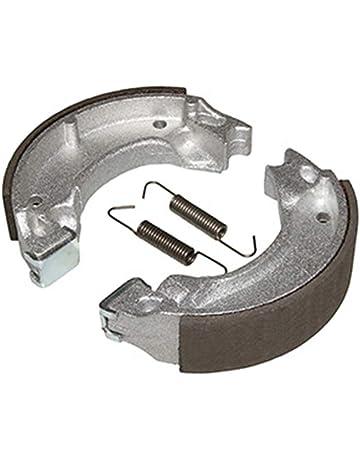 derri/ère M/âchoires de frein TRW MCS855 130x28mm TYP 855 SUZUKI TS 125 TS1252 73-81