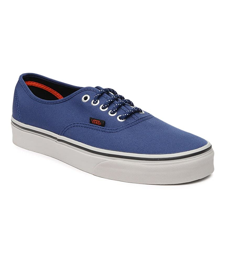 [バンズ] スニーカー Women's AUTHENTIC (Pig Suede) VN0A38EMU5O レディース B00HIDUFFW Estate Blue 4.5 M US 6.0 W US 4.5 M US 6.0 W US|Estate Blue