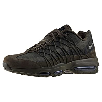0de08f149f Amazon.com | Nike Men's Air Max 95 Ultra Jacquard Cargo Khaki 749771 ...