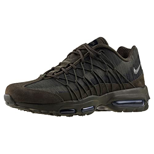 NIKE Air Max 95 Ultra JCRD Mens Trainers Khaki 12 UK