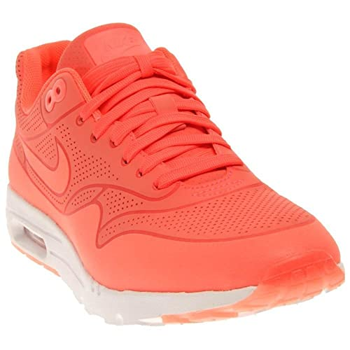 Nike Air Max 1 Ultra Moire HotLavaWeiÃ? 704995 800: Amazon