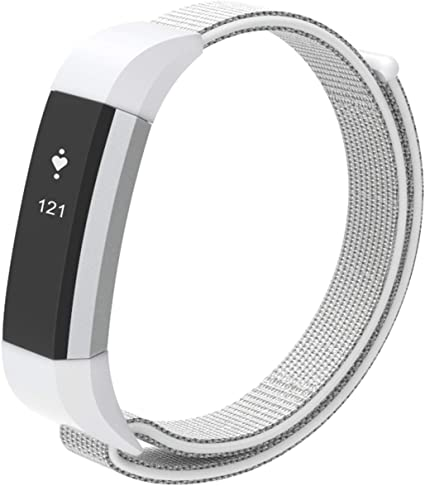 Cosyzanx For Fitbit Alta Bands Fitbit Alta Hr Soft Nylon Velcro Sport Wristbands For Men Women Lightweight Replacement Straps Accessories For Fibit Alta Fibit Alta Hr Fitbit Ace Fitness Tracker Amazon Ca Sports