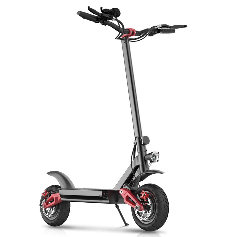 XULONG Scooters eléctricos F8 Adultos, Scooter eléctrico ...