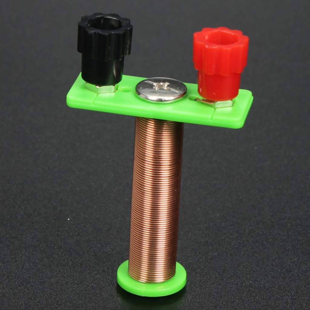 KESOTO Diy Physik Elektromagnet Experiment Ausr/üstung Schule Lehrmittel