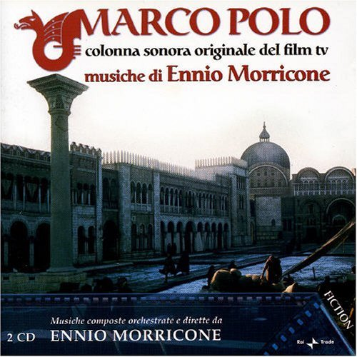 Marco Polo by Ennio Morricone Audio CD: Ennio Morricone: Amazon.es ...