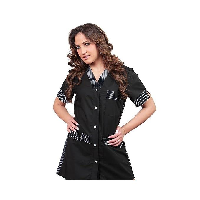 483eea2c1312 Linea Trendy - Bata/Casaca para Mujer Clásica con Diseño: Amazon.es ...