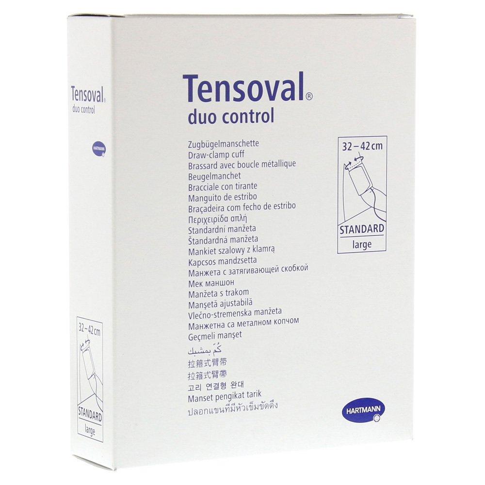 Hartmann Tensoval Duo Control II - Tensiómetro automático para medición en el brazo (32-42 cm, tamaño pequeño): Amazon.es: Salud y cuidado personal