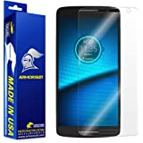 ArmorSuit MilitaryShield Motorola Droid Maxx 2 Screen Protector Anti-Bubble HD Shield w/ Lifetime Replacements