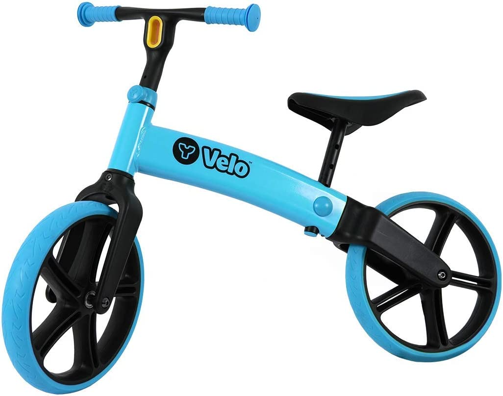 Yvolution Y Velo Senior Balance Bike for Kids No Pedals Training Bicycle Ages 3 to 5 Years Old