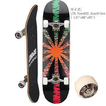 Amazon   スケートボード 31イン...