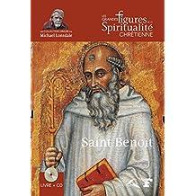 Saint Benoît: vers 480-vers 543 (Livre + CD)