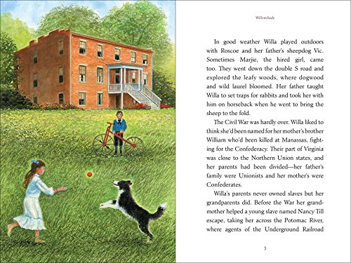 Willa: The Story of Willa Cather, an American Writer (American Women Writers) by Simon Schuster Paula Wiseman Books (Image #2)