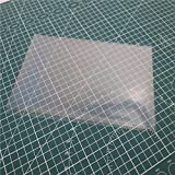 WillBest 4pcs FEP Replacement Sheet 0.1mm Thick Teflon Film for Wanhao Duplicator 7 D7 Anycubic Photon 145x220mm Size