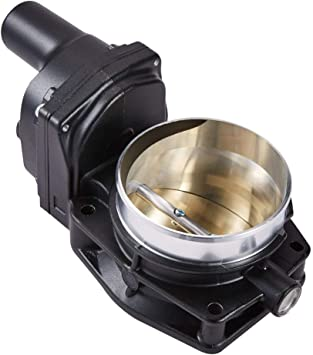 BRAND NEW THROTTLE BODY FOR CORVETTE CAMARO SS Z06 G8 LS3 LS7 L99 90MM