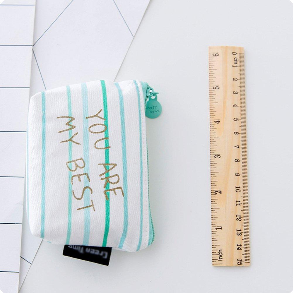 3.5cm Style 1 9 Sac de Transport pour cosm/étiques pi/èces et cl/és 5.Convient pour Femme et Fille 12 x 9 x 3,5 cm 12 Lovemay 1 Mini Porte-Monnaie