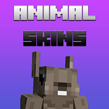 Amazoncom Skins Animal For Minecraft Pro Multiplayer Skin - Skin para minecraft pe cow