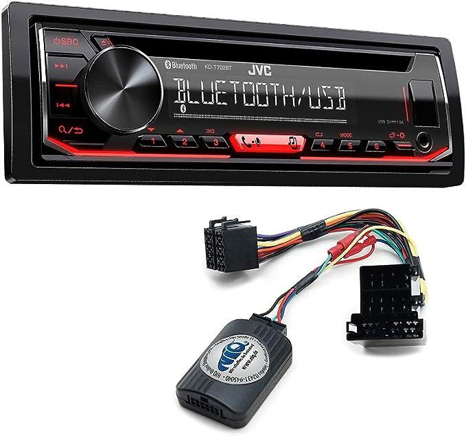 Autoradio Kd T702bt Geeignet Für Alfa Romeo 147 156 Elektronik