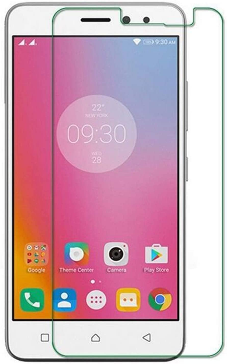 Luckyandery Tempered Glass for Lenovo K6 Power Screen Protector Lenovo K6 Power Screen Tempered Glass Cover 9H Hardness,Anti-Scratch,Anti-Fingerprint