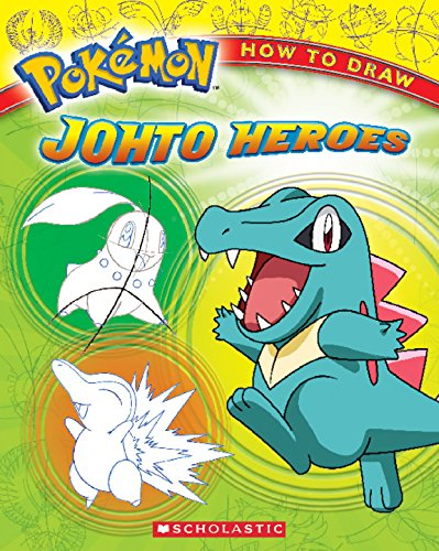 Pokemon: How to Draw Johto Heroes Photo