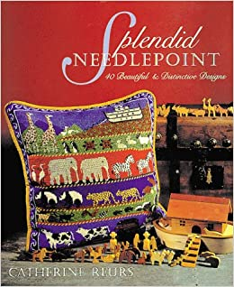 distinctive designs furniture. splendid needlepoint 40 beautiful and distinctive designs catherine reurs 9781887374224 amazoncom books furniture i
