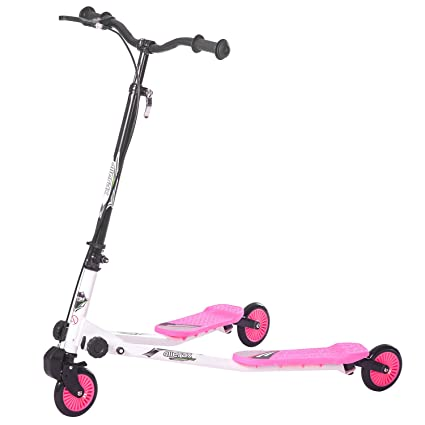 Amazon.com: Patinete Tri Scooter Swing Dragon de Merax ...