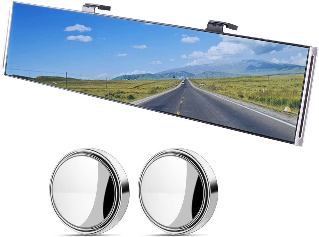 Wide Angle Car Rear View Mirror