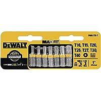 DEWALT Jogo Torx® com 7 Peças MAX Fit DWA1TS7