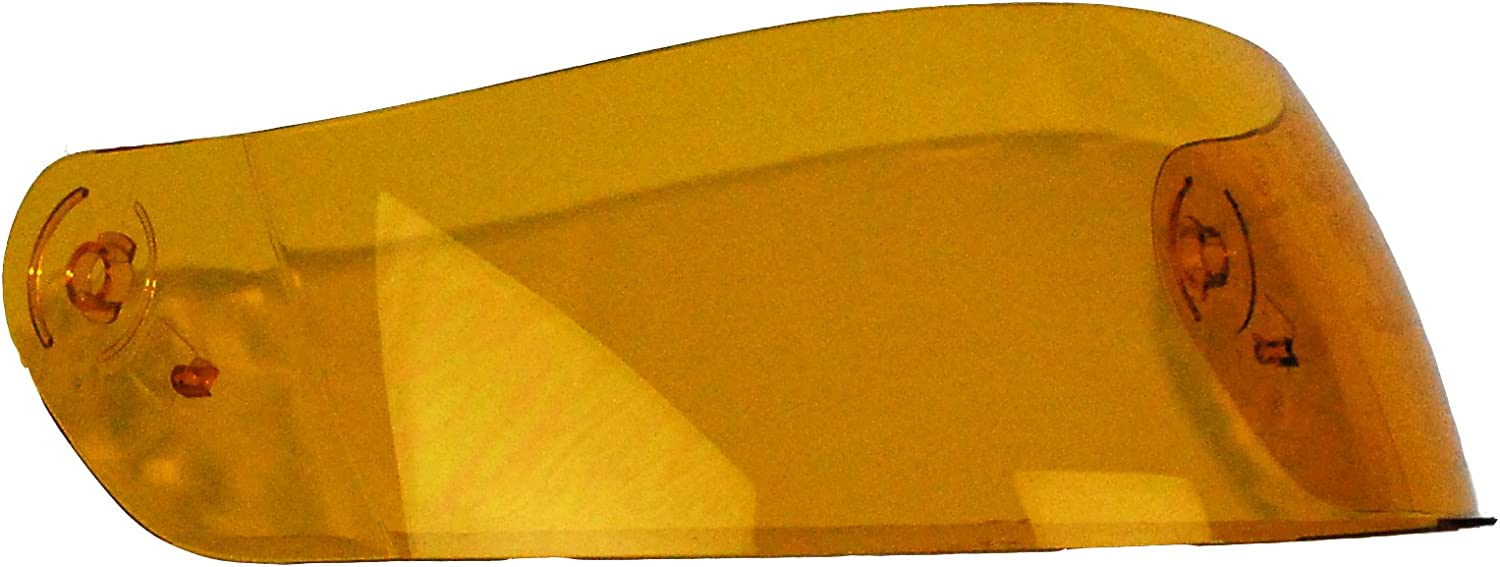 Amber, One size Vega Series A Full Face Shield
