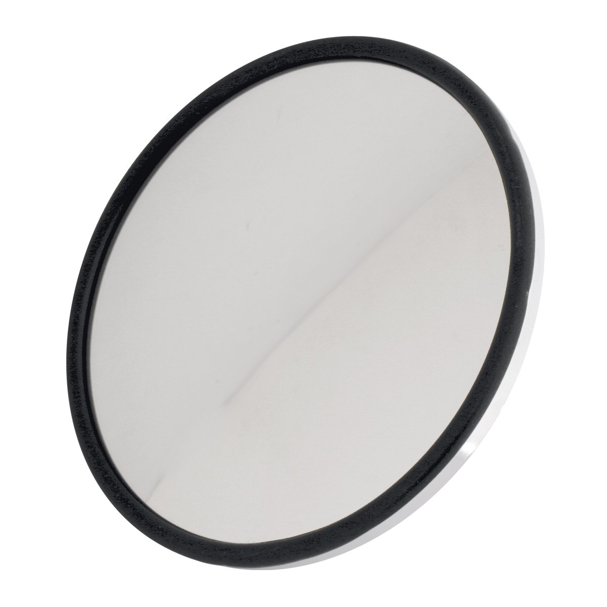 Grand General 33081 Stainless Steel 8 Convex Blind Spot Mirror withL Bracket