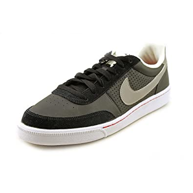 Fast Delivery Nike Grand Terrance 599434-006 Black / Canyon Grey-White-Gym Red   Nike   Mens   2013
